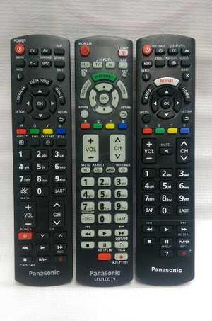 Control Remoo Para Tv Panasonic Smart Tv Viera