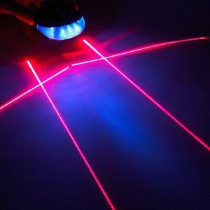 Laser, Luz Led Para Bicicletas