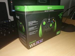 Mando Gamepad Razer Wildcat Green/black Para Xbox Y Pc (usb)