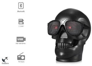 Parlante Cráneo Skull Speaker Bluetooth | Envío Nacional