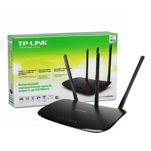 Router Inalámbrico Tp Link Repetidor Tl-wr940n N 450 Mpbs
