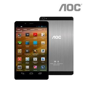 Tablet Aoc A831l-d 8 16 Gb Rom 2 Gb Ram 4g Lte Gris,cover