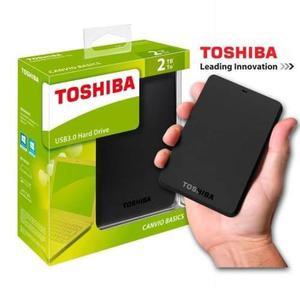 Disco Duro De 2tb Externo Usb 3.0 Toshiba