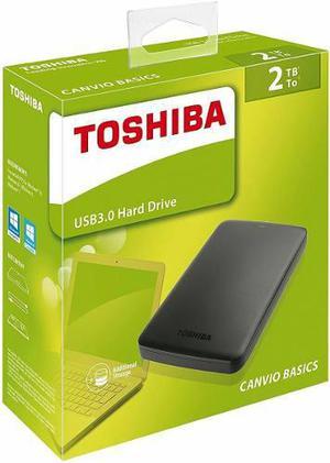 Disco Duro De 2tb Externo Usb 3.0 Toshiba Canviobasic Oferta