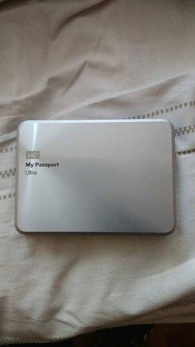 Disco Duro Externo 2 Tb Wd My Passport Ultra
