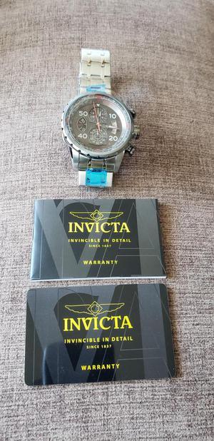 Reloj Invicta, Nuevo, Aviator Collection