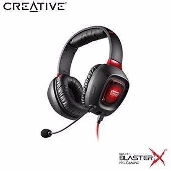 Audifono C/microf. Creative Sound Blaster X Tactic 3d Rage U