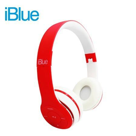 Audifono C/microf. Iblue Scream S019 Bluetooth/fm/micro Sd R