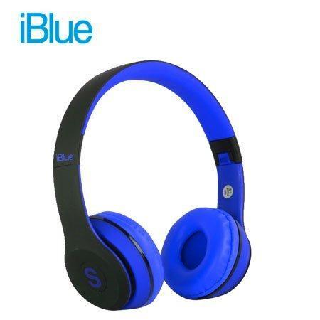 Audifono C/microf Iblue Scream S019 Bluetooth/fm/microsd
