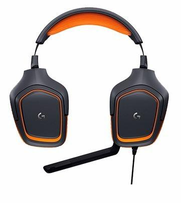 Audifono C/microf. Logitech G231 Prodigy Gaming Black