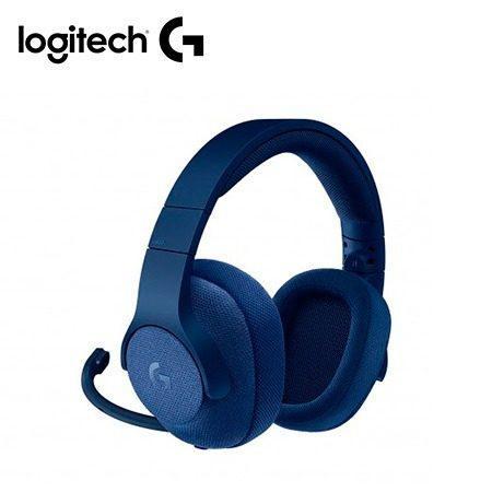 Audifono C/microf. Logitech G433 7.1 Gaming Blue (pn 981-0