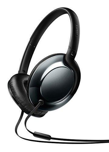Audifono C/microf. Philips Shl4805dc/00 Black