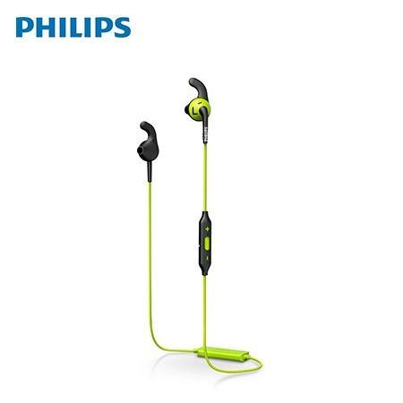 Audifono C/microf. Philips Sports Bluetooth Shq6500