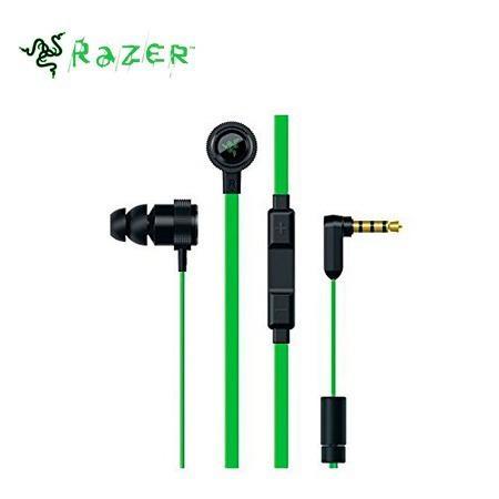 Audifono C/microf. Razer Hammerhead Pro V2 Black/green (rz04