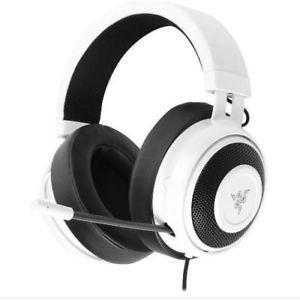 Audifono C/microf. Razer Kraken Pro V2 Oval Analog Gaming Wh