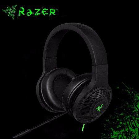 Audifono C/microf. Razer Kraken Usb Gaming Black (rz04-01200