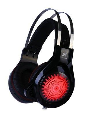 Audifono C/microf. Xblade Gaming Slayer Hg8935 Black