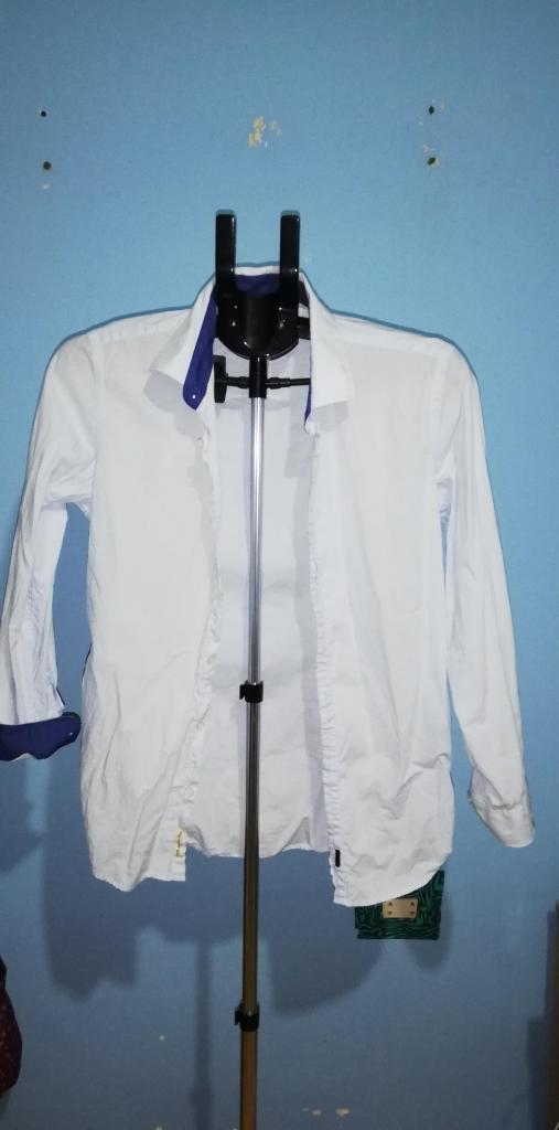 Camisa M.Bo Talla S Slim Fit