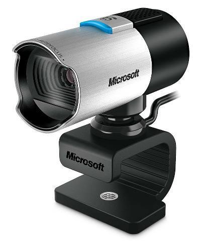 Cámara Web Microsoft Lifecam Studio, Full 1080p Hd