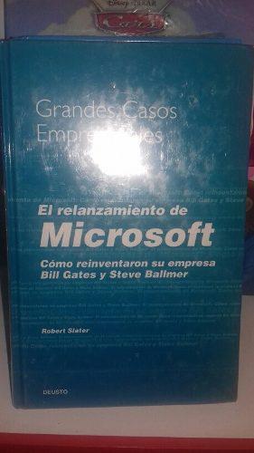 Grandes Casos Empresariales: El Relanzamiento De Microsoft