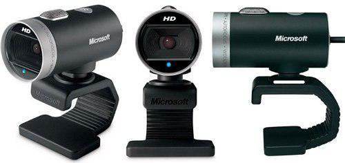 Lifecam Cinema De Microsoft, Video De Pantalla Pánoramica,
