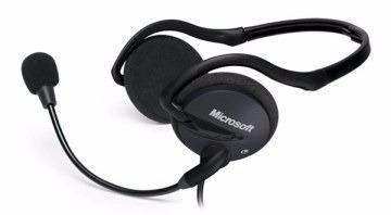 Microsoft Headset Lifechat Lx-2000 Incluye Control De Volume