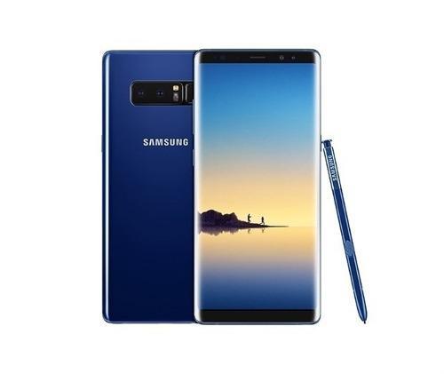 Samsung Galaxy Note 8 N950 Dual Duos Sim Azul Deep Blue Sea