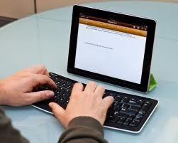 Teclado Bluetooth Keyboard 5000 Para Ipad/iphone Microsoft