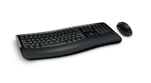 Teclado Y Mouse Inalámbrico Microsoft Confort Desktop 5050,