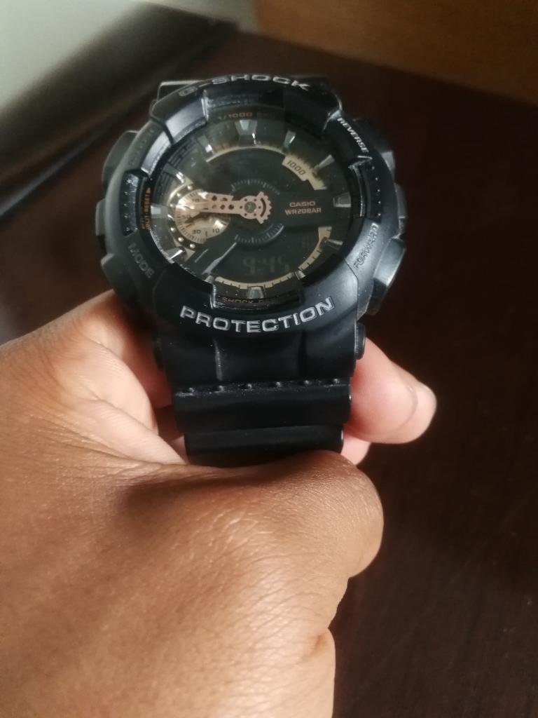 Vendo Reloj Gshock Original