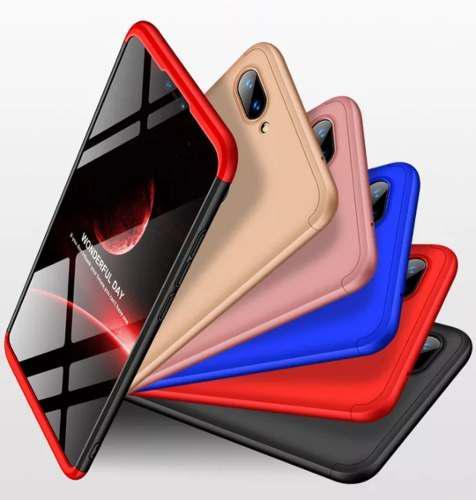 Xiaomi Mi 8 Lite - Carcasa, Case, Funda Protectora 360°
