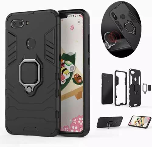 Xiaomi Mi 8 Lite - Carcasa, Case, Funda Protectora Armadura