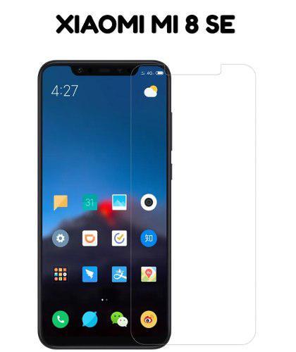 Xiaomi Mi 8 Se - Vidrio Templado Transparente