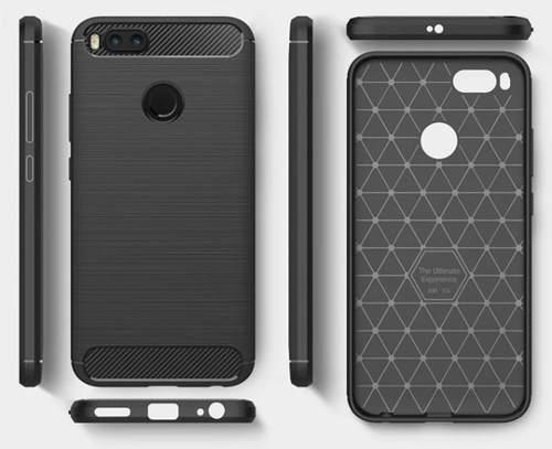 Xiaomi Mi A 1 - Case, Carcasa, Protector