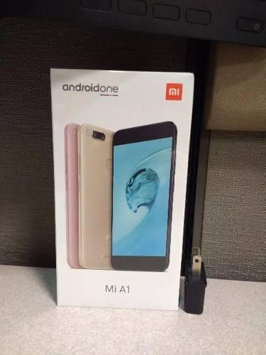 Xiaomi Mi A1 Black Global 4gb 64gb 12mp 5.5'' Snd 625