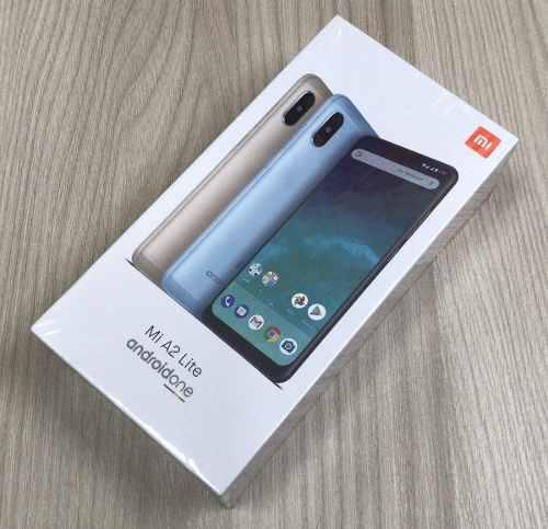Xiaomi Mi A2 Lite 32gb 3gb Ram Nuevo Sellado / Tienda