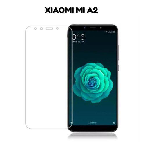Xiaomi Mi A2 - Vidrio Templado Transparente