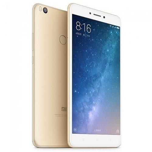 Xiaomi Mi Max 2 - 4gb / 64gb 6.44 Dorado + Case + Mica