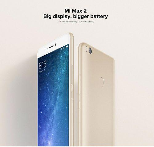 Xiaomi Mi Max 2 64gb Pantalla De 6.44 Entrega Inmediata