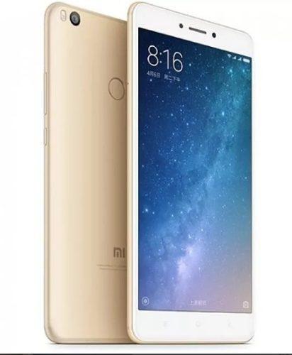Xiaomi Mi Max 2 Dorado 4gb/64gb 6.44 5300 Mah Ent. Inmediata