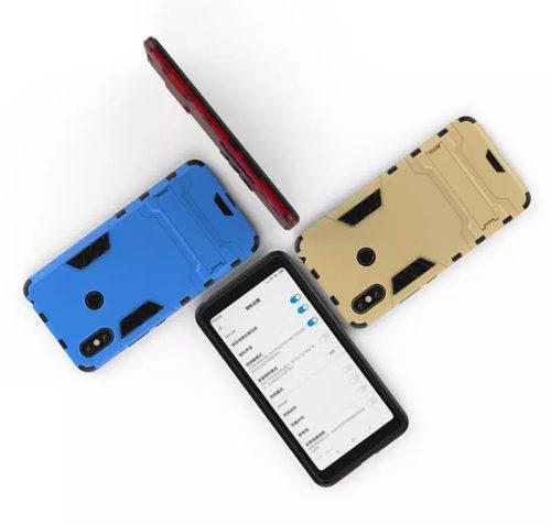 Xiaomi Mi Max 3 - Carcasa, Case, Funda Protectora Armadura