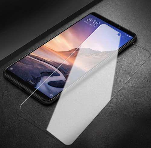 Xiaomi Mi Max 3 - Vidrio Templado Transparente