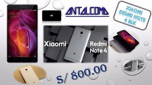 Xiaomi Redmi Note 4 Global 32gb Rom 3gb Ram 4g Lte