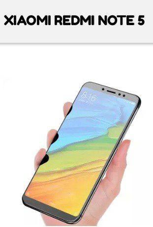 Xiaomi Redmi Note 5 - Vidrio Templado Mate