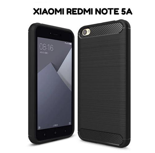 Xiaomi Redmi Note 5a Prime - Carcasa, Case, Funda Protectora