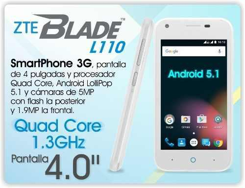 Zte Blade L110 Celular Barato