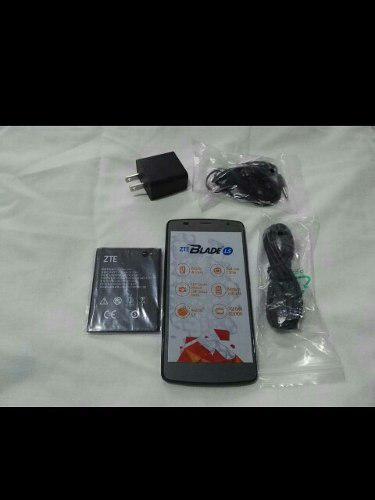 Zte Blade L5 Con Caja Cargador Y Audifonos
