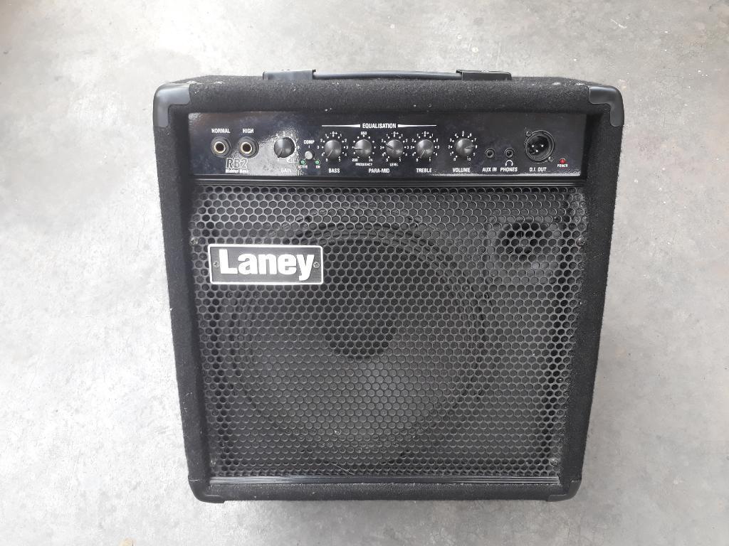 Amplificador Laney Rb2 de 30 Watts