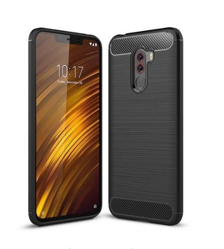 Case Funda Protector Carbono Xiaomi Pocophone F1