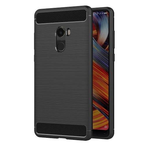 Case Funda Protector Fibra De Carbono Xiaomi Mi Mix 2